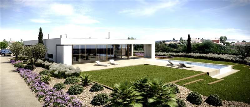 Designer Villa Project near Meia Praia Foto #2 (photo 2)