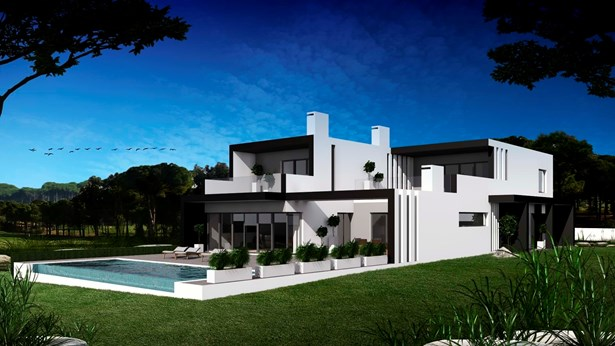 Newly Built Contemporary 4 Bedroom Villa  Foto #1 (photo 1)