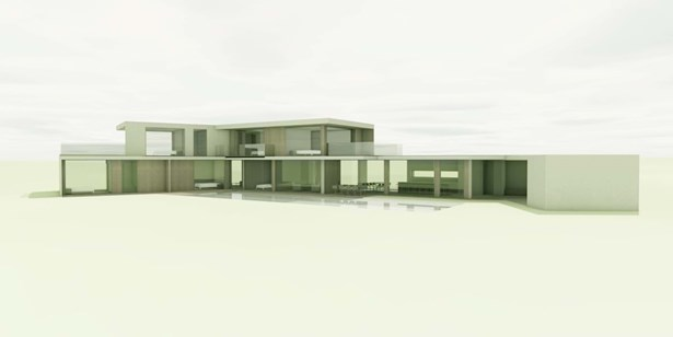 Plot Next to Golf Course With Approved Project of 4/5 Bed Villa  Foto #1 (photo 1)