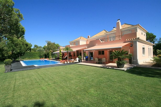 Villa in Quinta do Lago Foto #1 (photo 1)