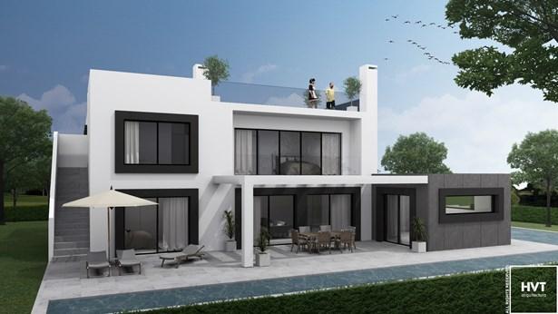Modern 5 Bedroom Villa in Prestigious Location Foto #1 (photo 1)