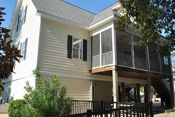 Raised Beach, DETACHED - North Myrtle Beach, SC (photo 2)