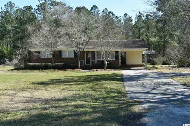 Ranch, Detached - Johnsonville, SC