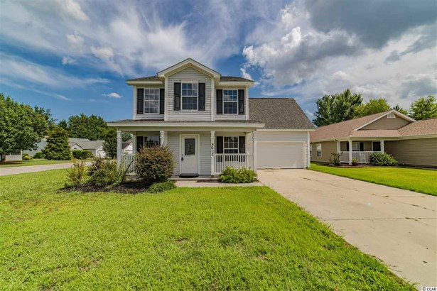 Traditional, Detached - Myrtle Beach, SC