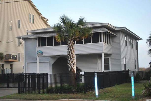 Raised Beach, DETACHED - North Myrtle Beach, SC (photo 1)