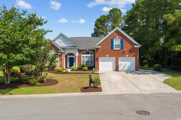 Traditional, Detached - North Myrtle Beach, SC