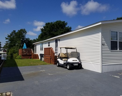 Manufactured Leased Land, Double Wide - Surfside Beach, SC