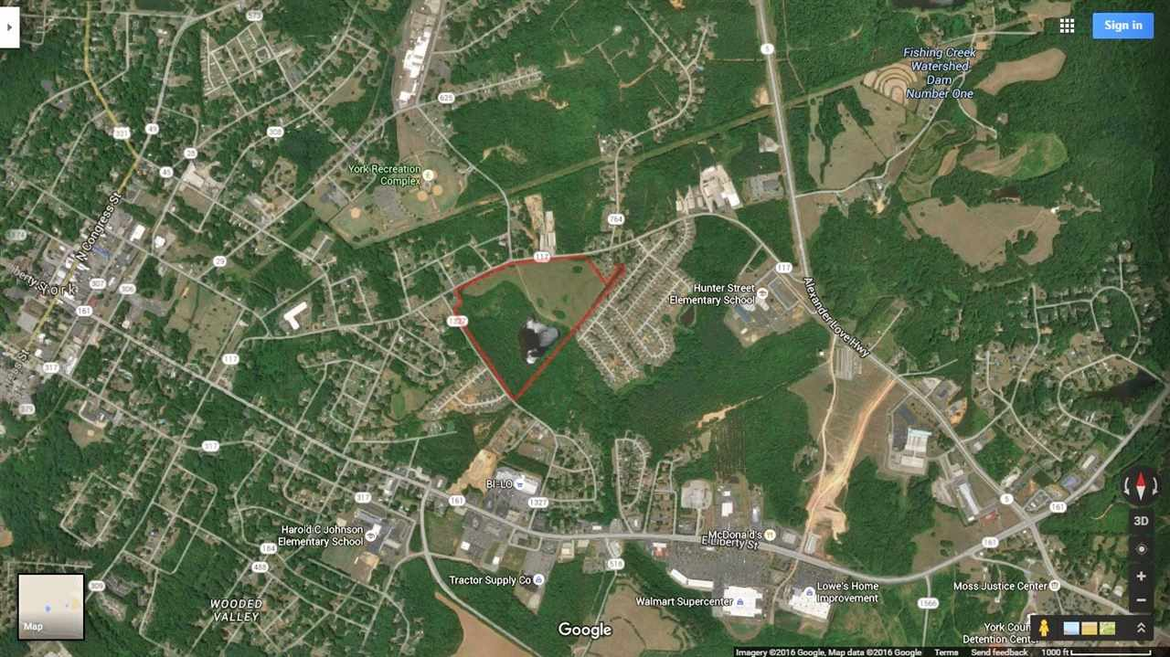 Over 10 Acres - York, SC (photo 2)