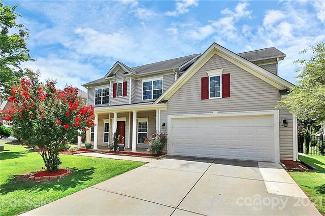 Transitional, 2 Story - Indian Land, SC