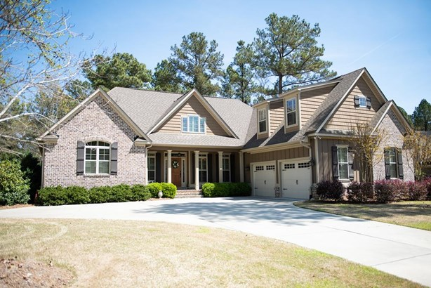Patio,Traditional, Site Built - Ninety Six, SC