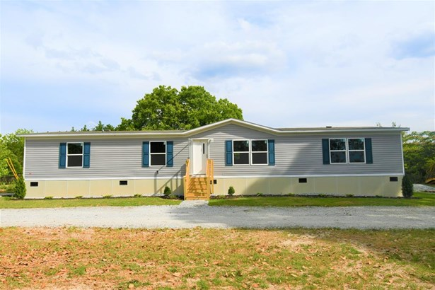 Double Wide, Mobile/Manufactured Housing - Hodges, SC
