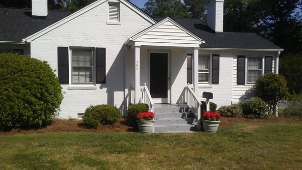Site Built, Bungalow - Greenwood, SC