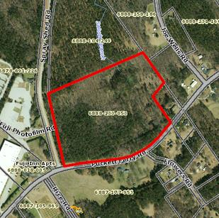 Residential Acreage - Greenwood, SC