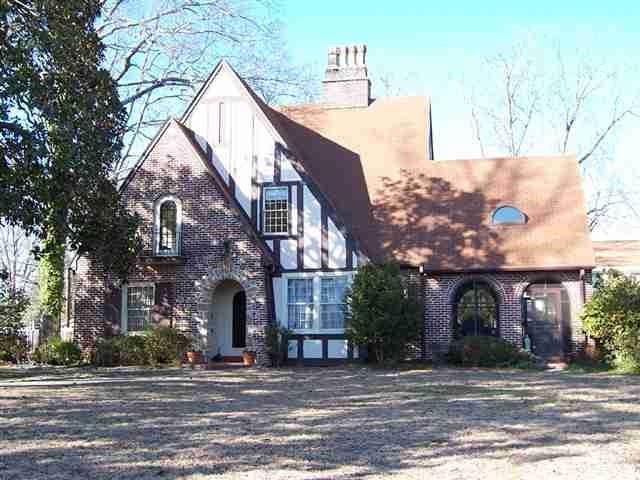 Tudor, Site Built - Greenwood, SC