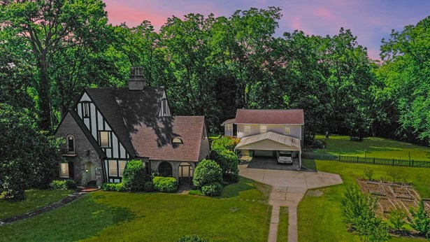 Tudor,Two Story,Other-See Remarks, Site Built - Greenwood, SC