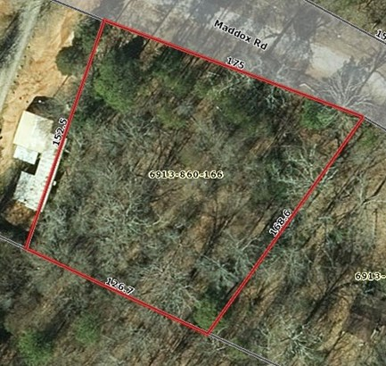 Residential/Subdivision Lot - Ware Shoals, SC (photo 1)