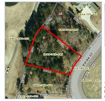 Residential/Subdivision Lot - Greenwood, SC (photo 1)