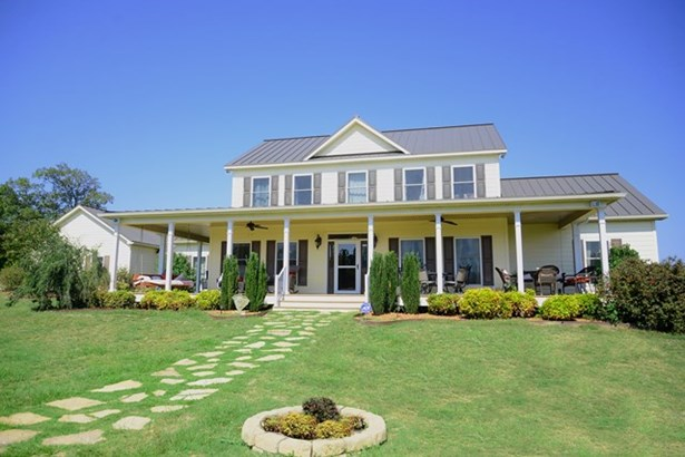 Two Story,Country, Site Built - Hodges, SC (photo 1)