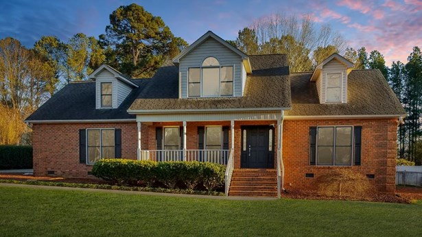 1-1/2 Story,Traditional, Site Built - Greenwood, SC