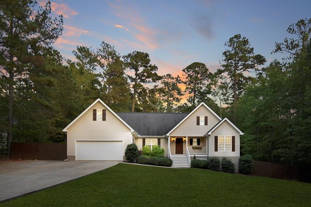 Site Built, Traditional - Greenwood, SC