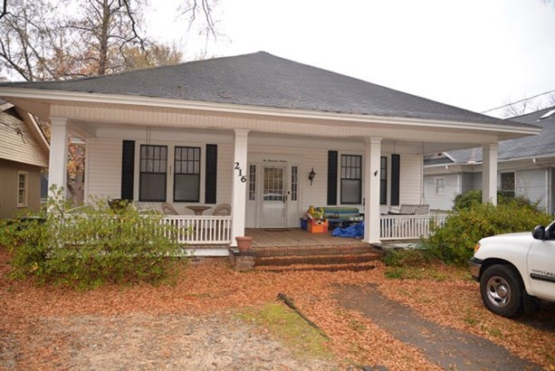 Duplex (Residential), Bungalow - Greenwood, SC (photo 1)
