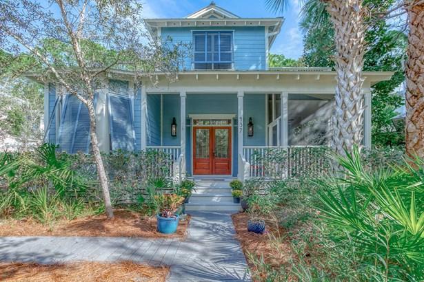 Florida Cottage, Detached Single Family - Santa Rosa Beach, FL