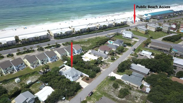 Detached Single Family, Contemporary - Panama City Beach, FL (photo 2)