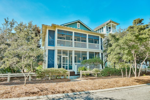 Detached Single Family, Beach House - Santa Rosa Beach, FL