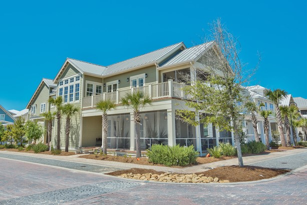 Detached Single Family, Beach House - Inlet Beach, FL