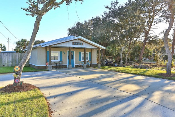 Florida Cottage, Detached Single Family - Panama City Beach, FL