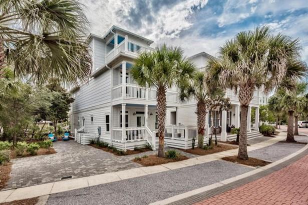 Detached Single Family, Beach House - Inlet Beach, FL (photo 1)