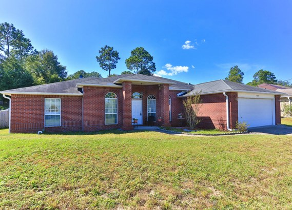 Detached Single Family, Contemporary - Crestview, FL (photo 1)