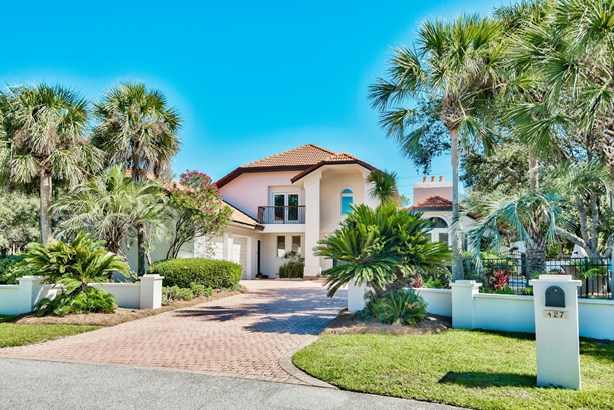 Mediterranean, Detached Single Family - Inlet Beach, FL (photo 3)