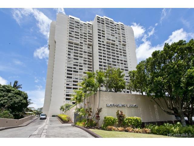 1717 Mott Smith Drive, Honolulu, HI - USA (photo 1)