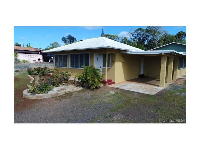 1773 Eames Street, Wahiawa, HI - USA (photo 1)