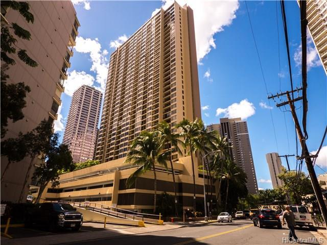 411 Hobron Lane, Honolulu, HI - USA (photo 1)