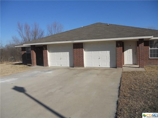 Ranch, Duplex - Killeen, TX (photo 1)