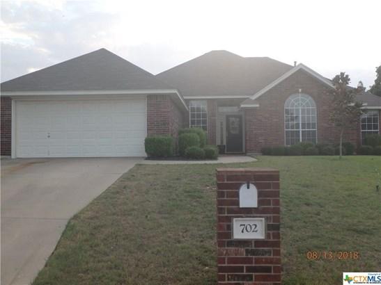 Contemporary, Single Family - Harker Heights, TX