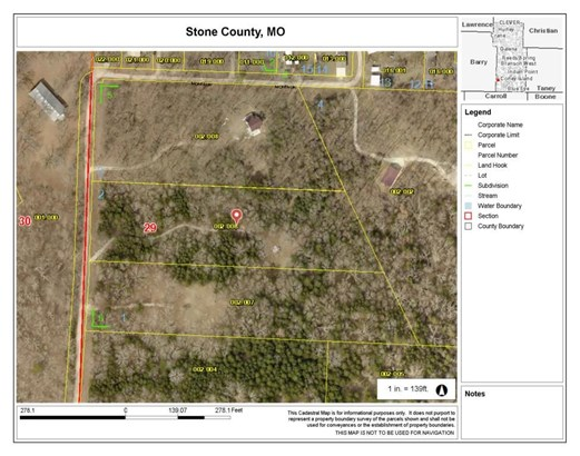 Lot 2 Bright Springs Road, Shell Knob, MO - USA (photo 1)