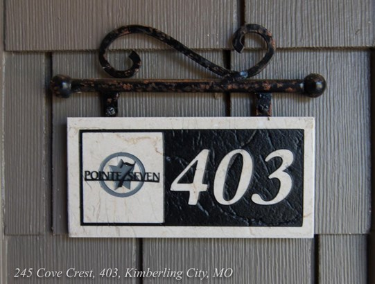 245 Cove Crest #403, Kimberling City, MO - USA (photo 3)