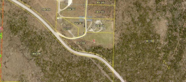 Lot 9 Chateau Lane, Branson West, MO - USA (photo 1)