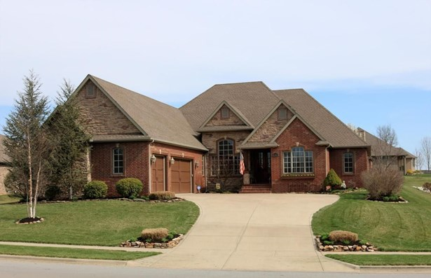 6352 South Weatherwood Trail, Springfield, MO - USA (photo 1)