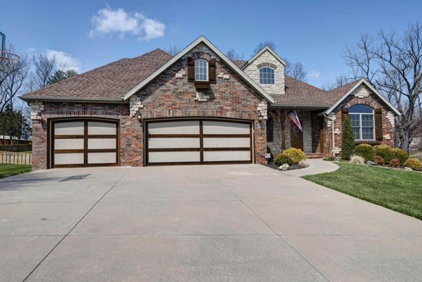 5762 South Brightwater Trail, Springfield, MO - USA (photo 1)