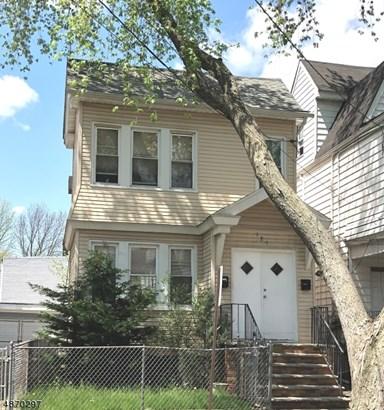 Multi-Family, 2-Two Story - Irvington Twp., NJ