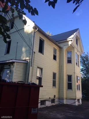 3-Three Story, Multi-Family - East Orange City, NJ