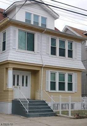 3-Three Story, Multi-Family - Newark City, NJ