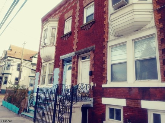 Townhouse-End Unit, See Remarks, Single Family - Newark City, NJ (photo 1)