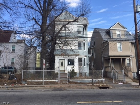 3-Three Story, Multi-Family - Newark City, NJ (photo 1)