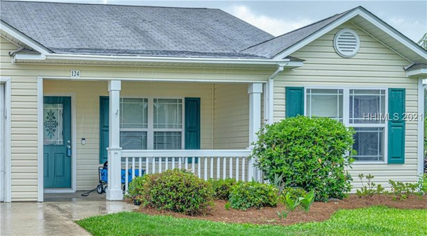 1st Floor On Grade,One Story, Residential-Single Fam - Bluffton, SC