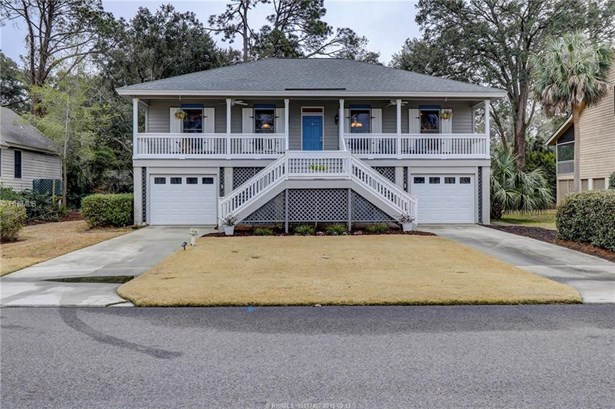 1st Elevated, Residential-Single Fam - Hilton Head Island, SC (photo 1)